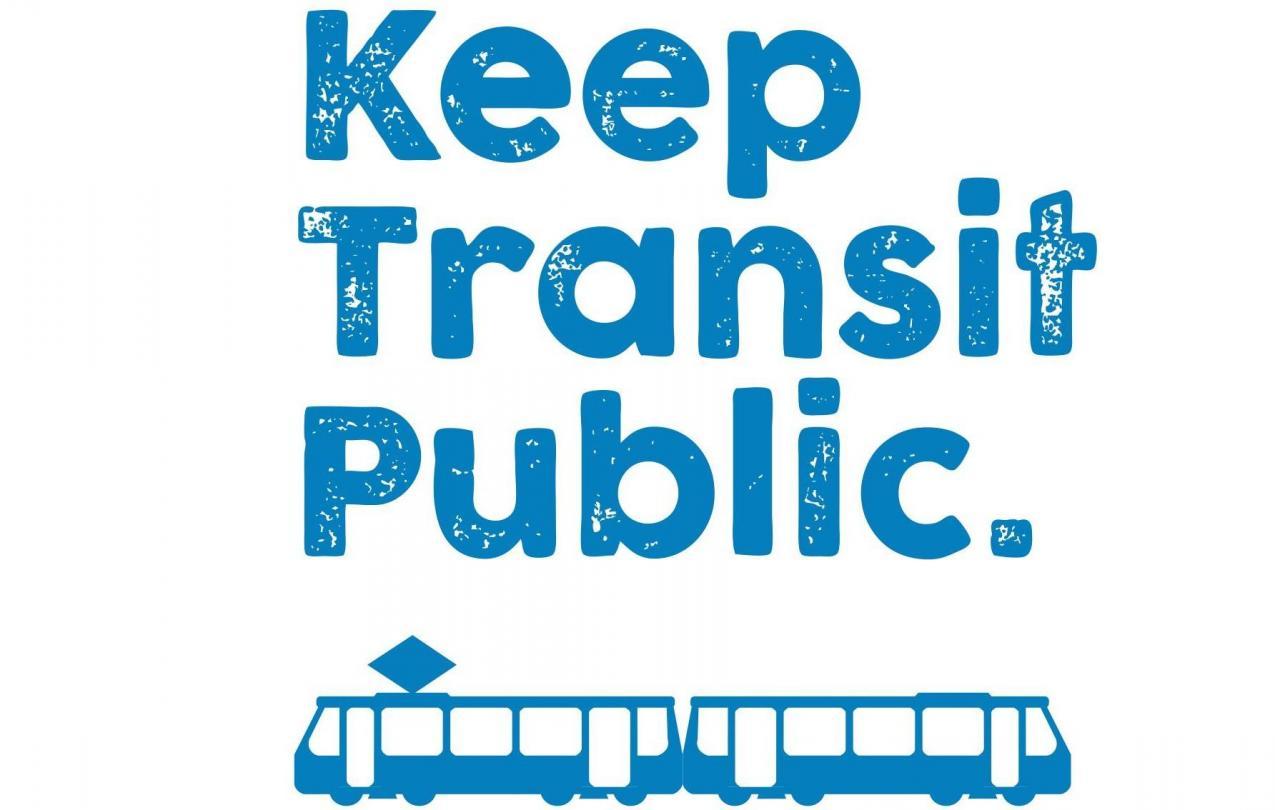 Keep Transit Public