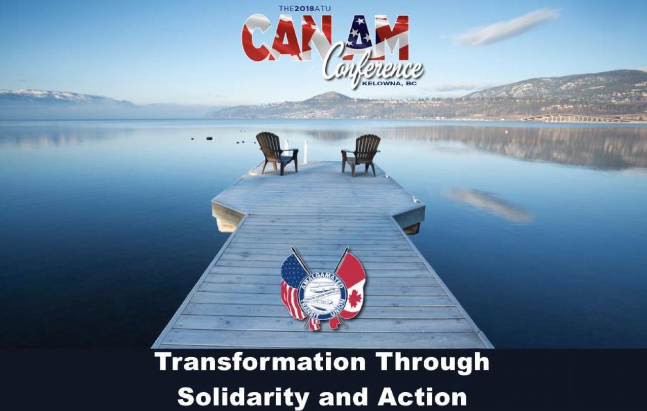 ATU Can-Am Conference 2018 Kelowna