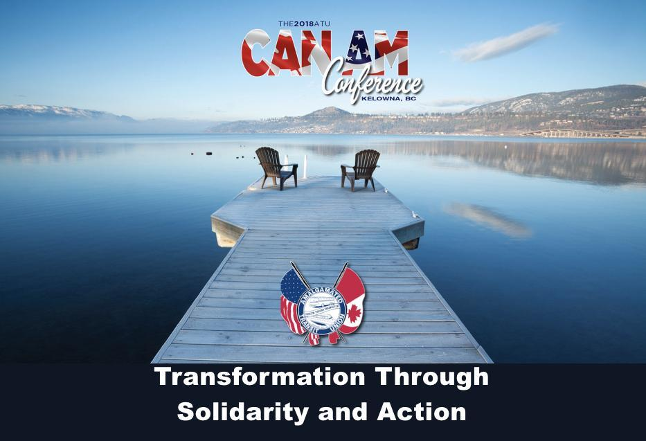ATU Can-Am Conference 2018 Kelowna