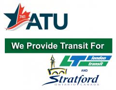 ATU 741 Website Feature Logo
