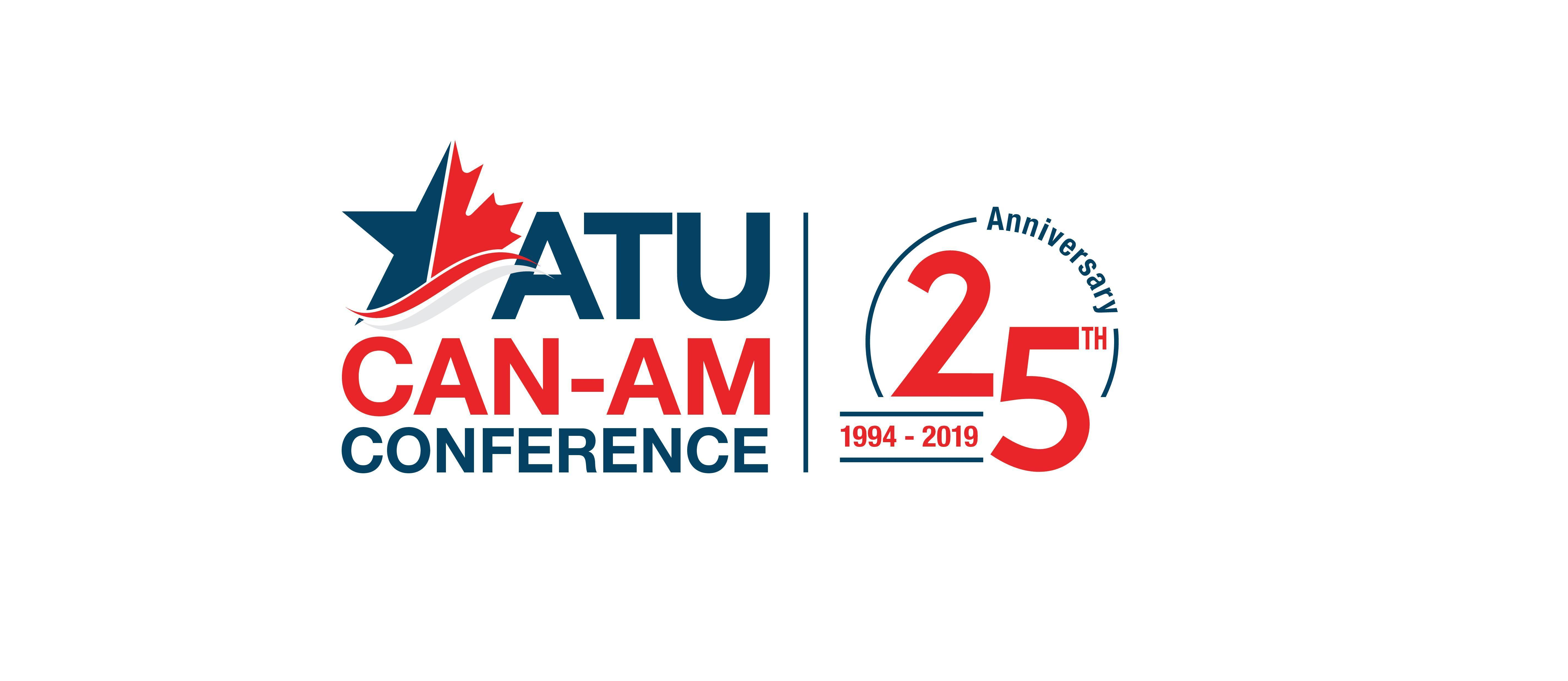 Atu Calendar.Atu Can Am Conference 2019 Canadian Region