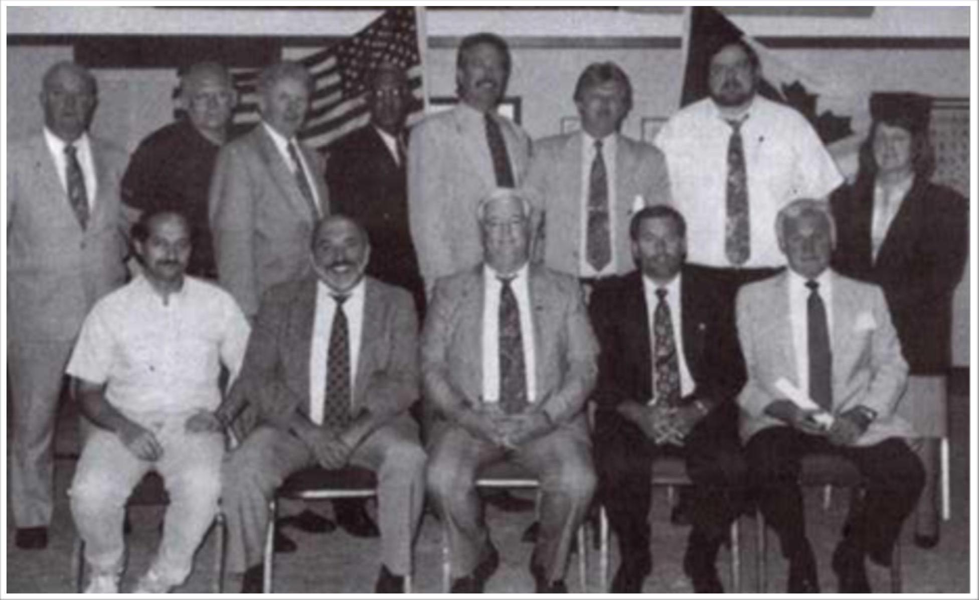ATU Can Am Conference Board 1994