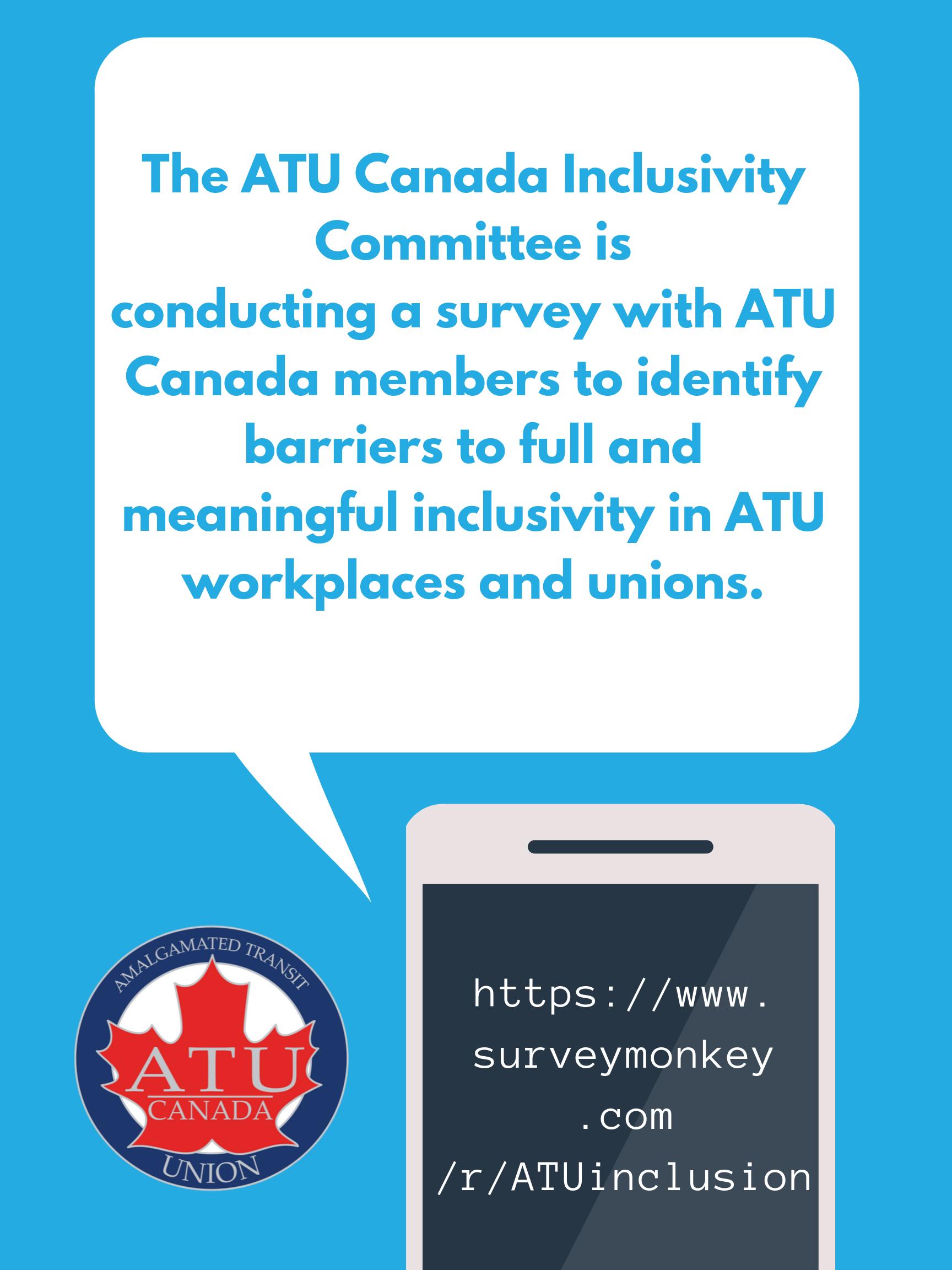 Inclusivity Survey image